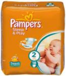 Pampers Sleep and Play Mini 3-6 кг 18 шт