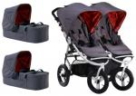 Bumbleride Indie Twin Carrycot Movement Edition (2 в 1)